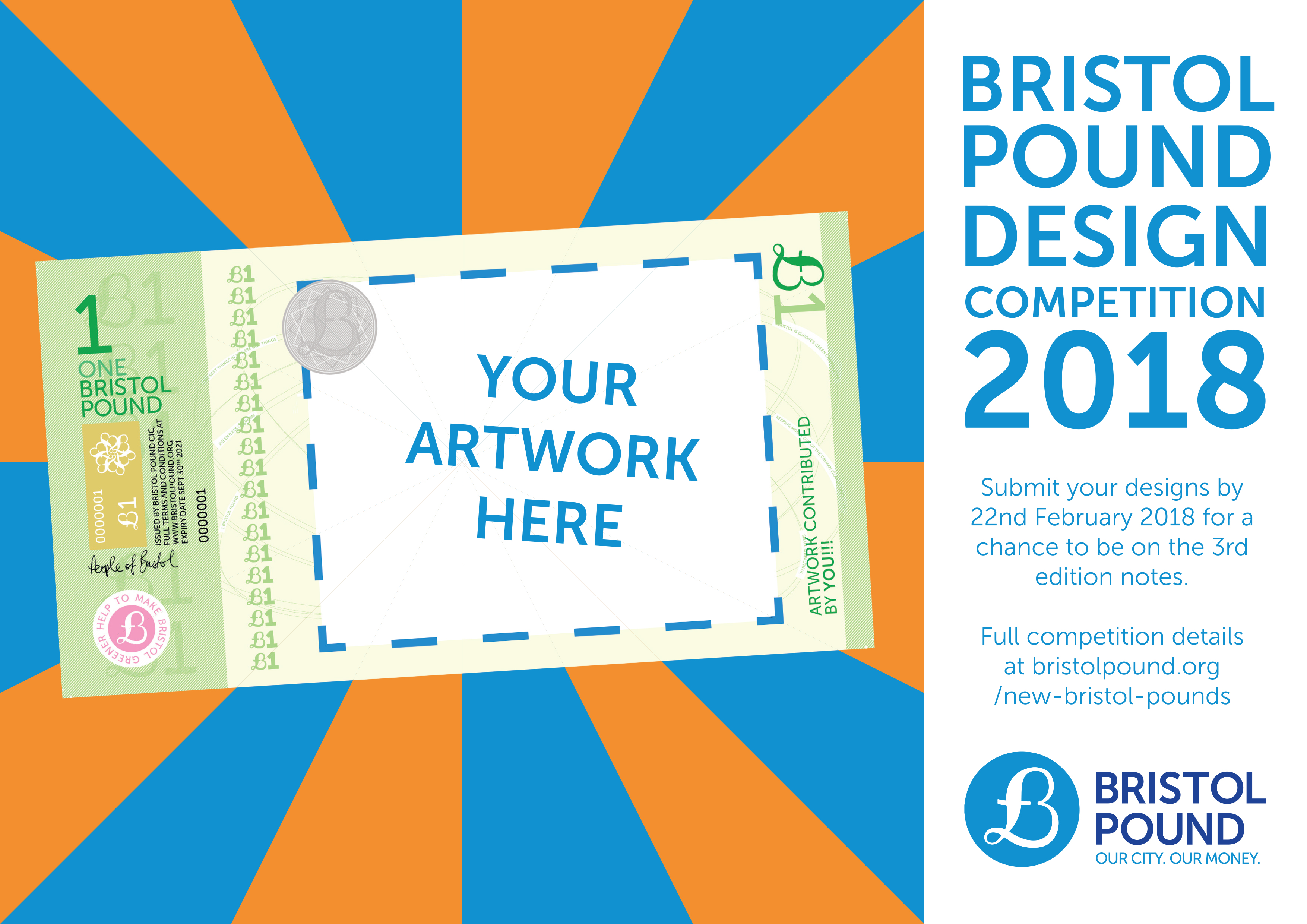 Competition to Redesign the Bristol Pound