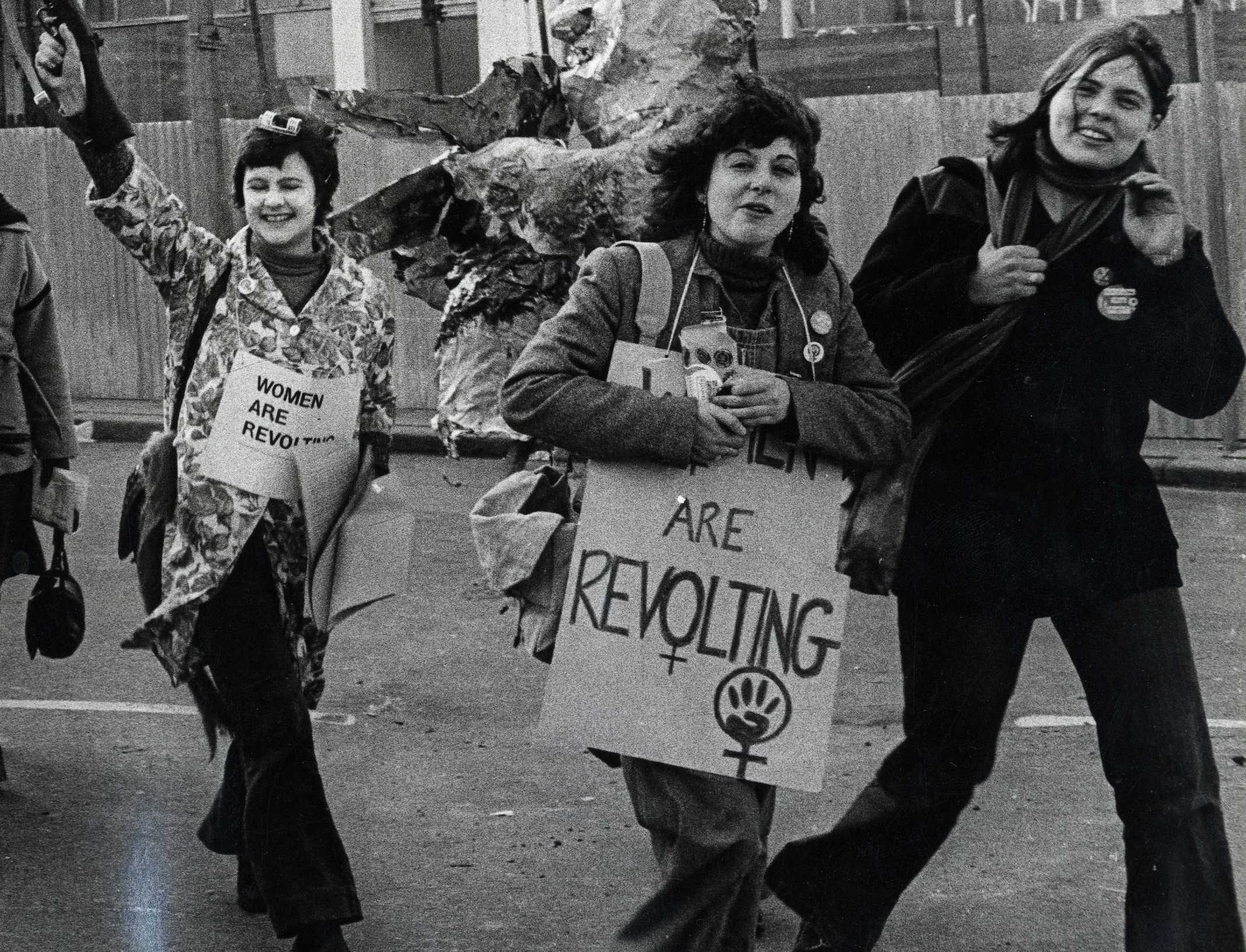 Feminist Archive South – 40th Anniversary