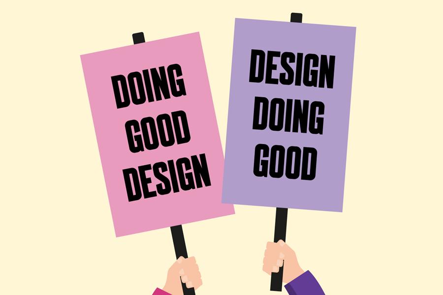 Doing Good Design // Design Doing Good