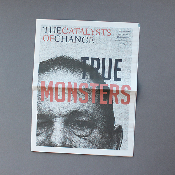 The Catalysts of Change Newspaper