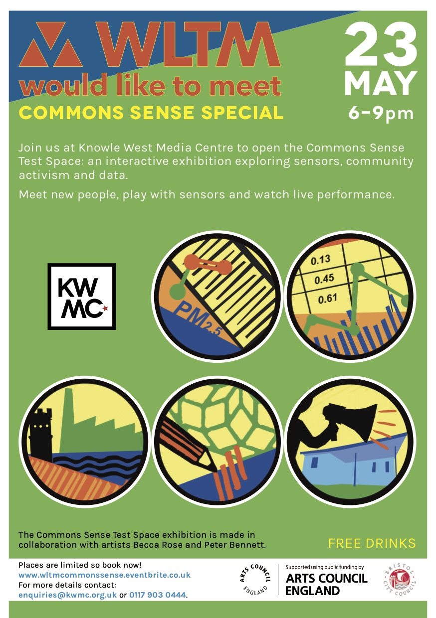 Common Sense Exhibition Opening 23rd May