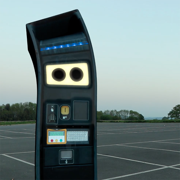 Artificial Ignorance – An Intelligent Parking Meter