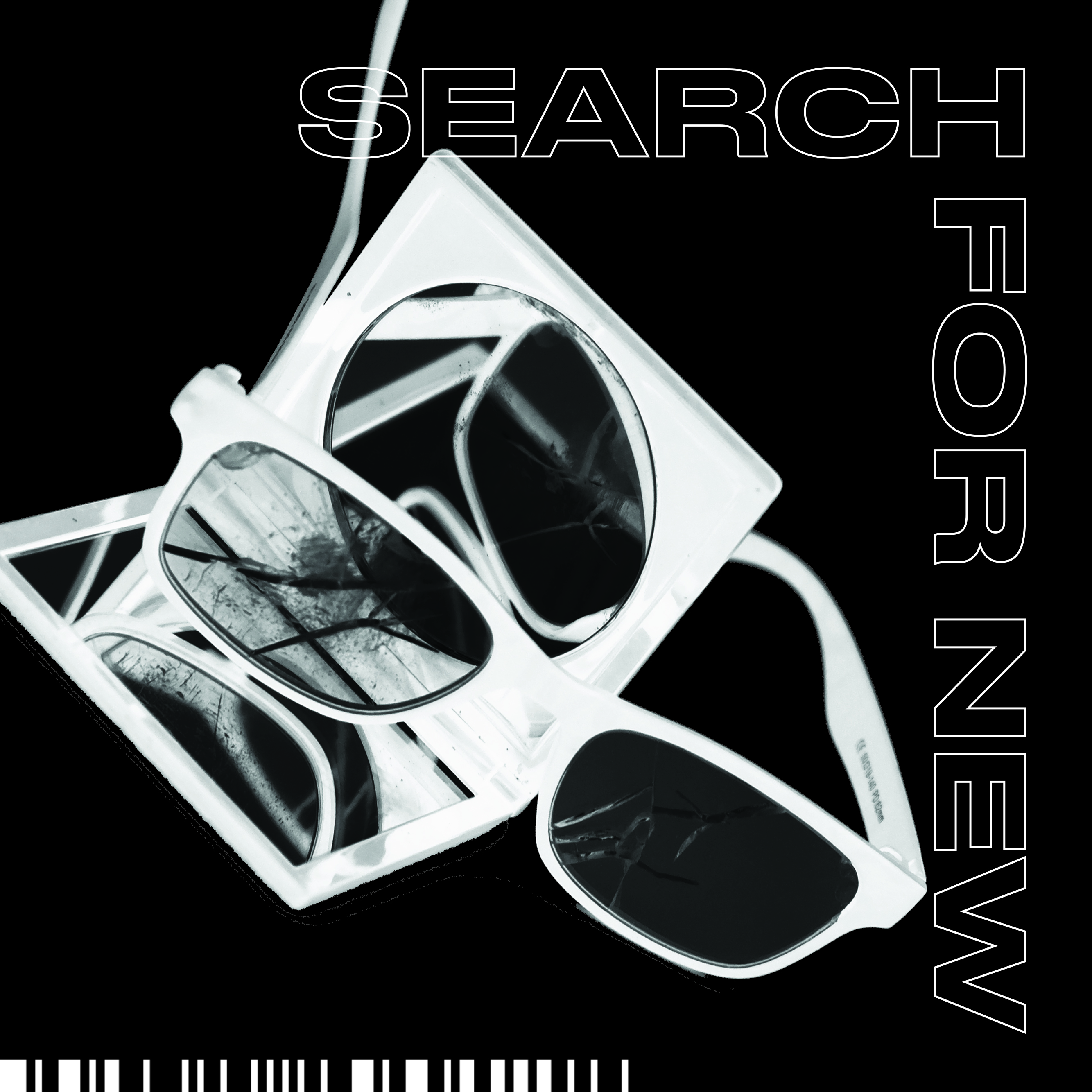 Search For New – Publication Launch Friday 18th May