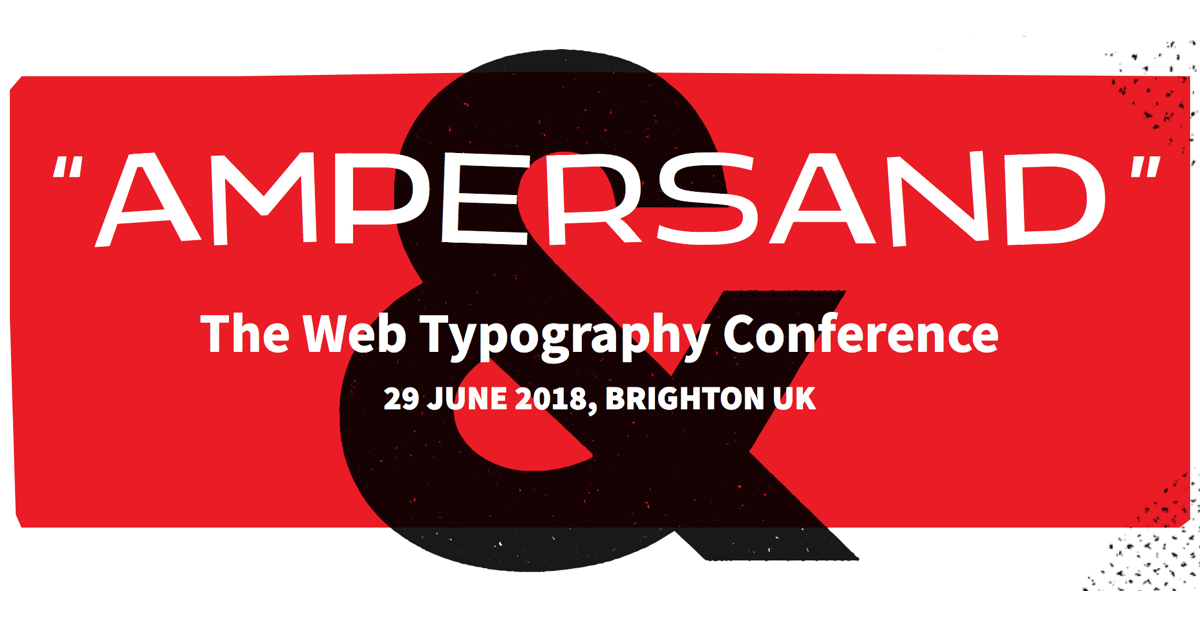 Ampersand – The Web Typography Conference