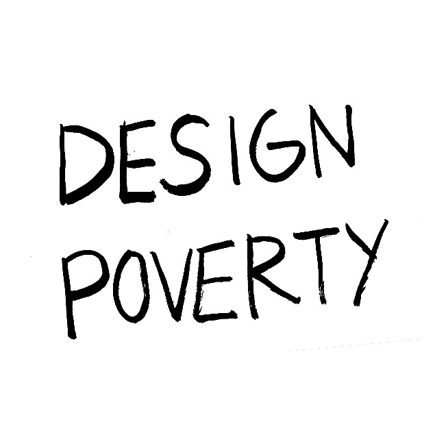 Design Poverty shortlisted for 50 books 50 covers