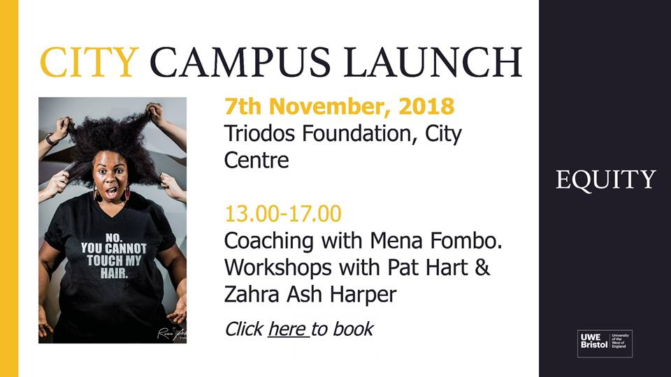 City Campus Launch: Workshops & Coaching FOR CREATIVES