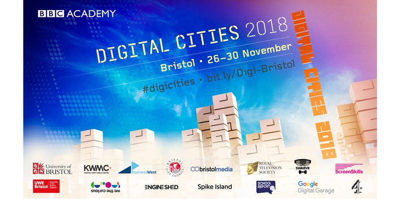 Digital Cities storytelling and social media @ Knowle West MC