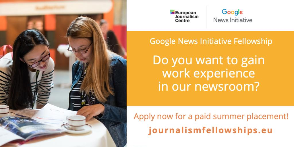 Journalism Fellowship