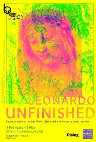 Leonardo Unfinished: In Conversation & Arty Party