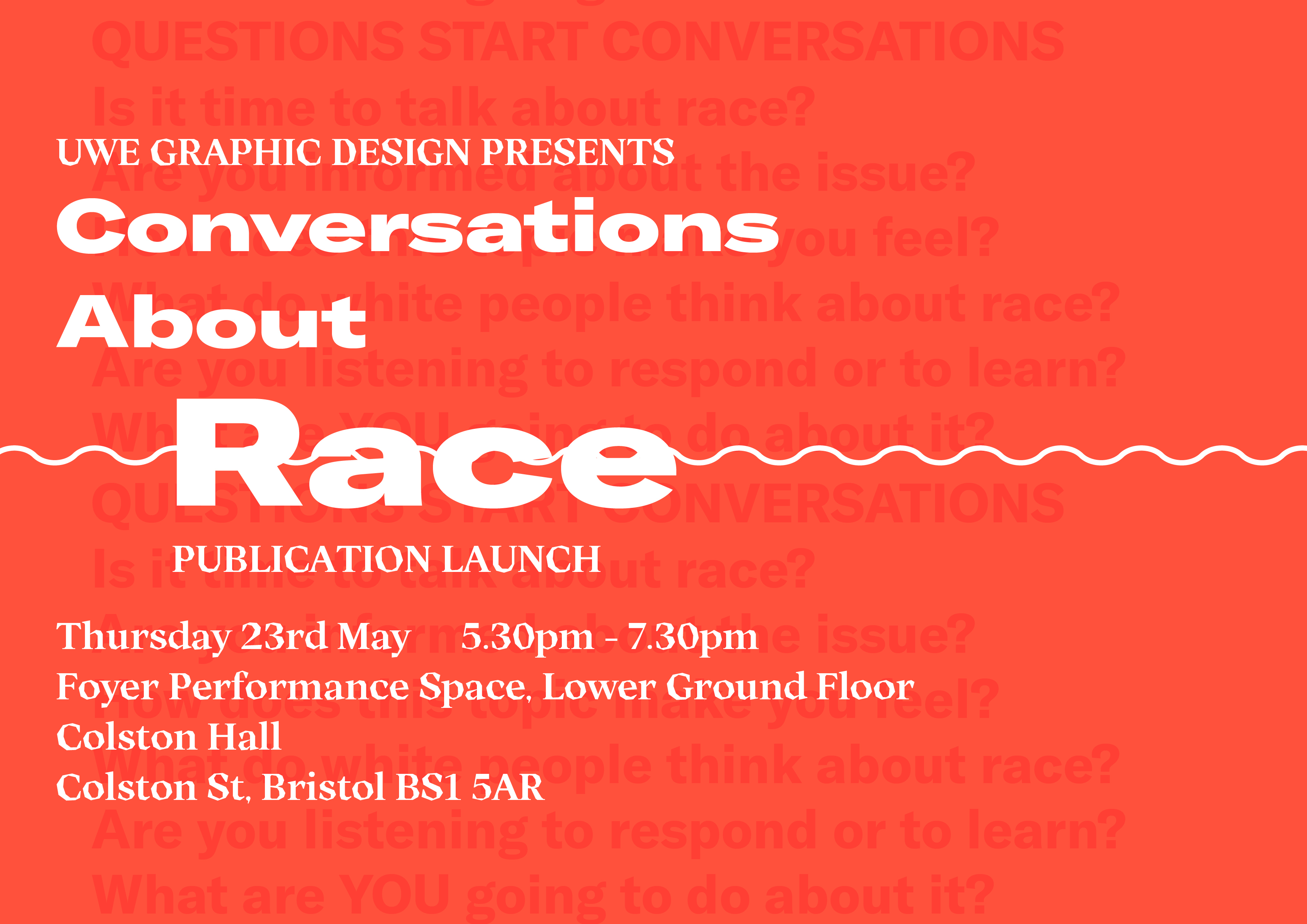 Conversations About Race: Publication Launch