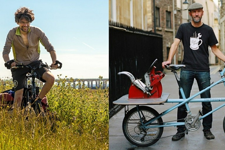 BOOKSHOP | ART AND BIKES: PRINTING AND RE-THINKING THE WORLD WITH BICYCLES