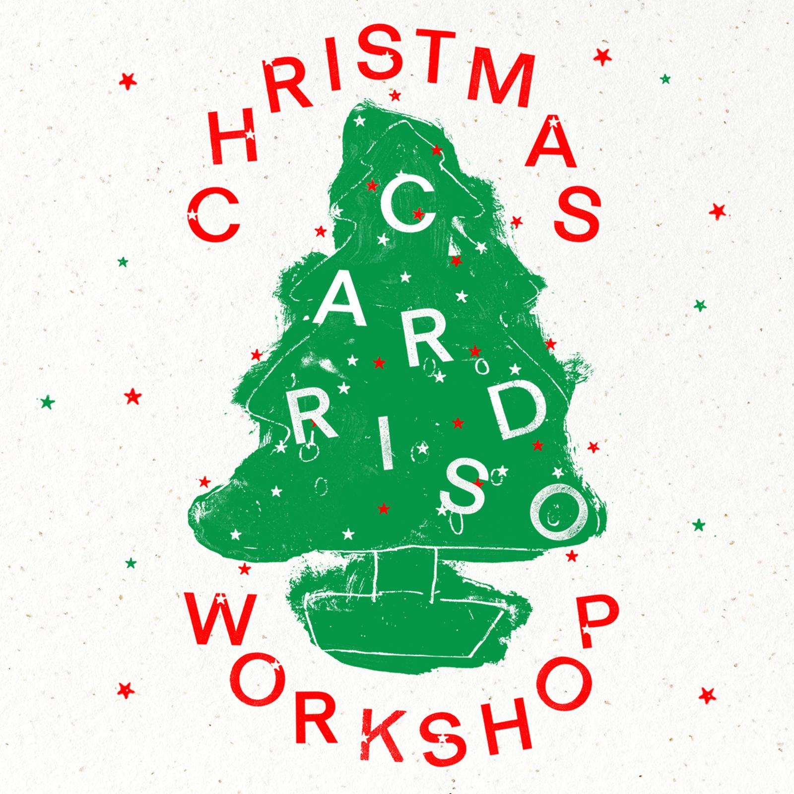 Risograph Christmas Card Workshop | 16Tonne