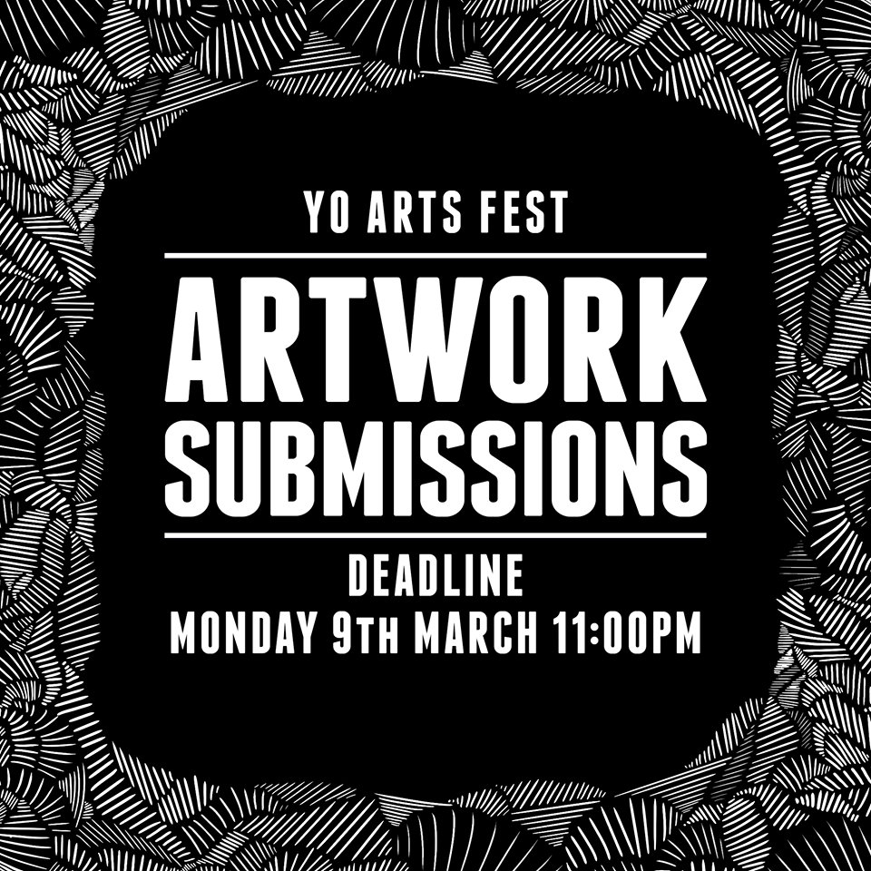 YO Arts Fest 2020 | Now taking artwork submissions