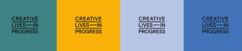 Introducing – Creative Lives In Progress